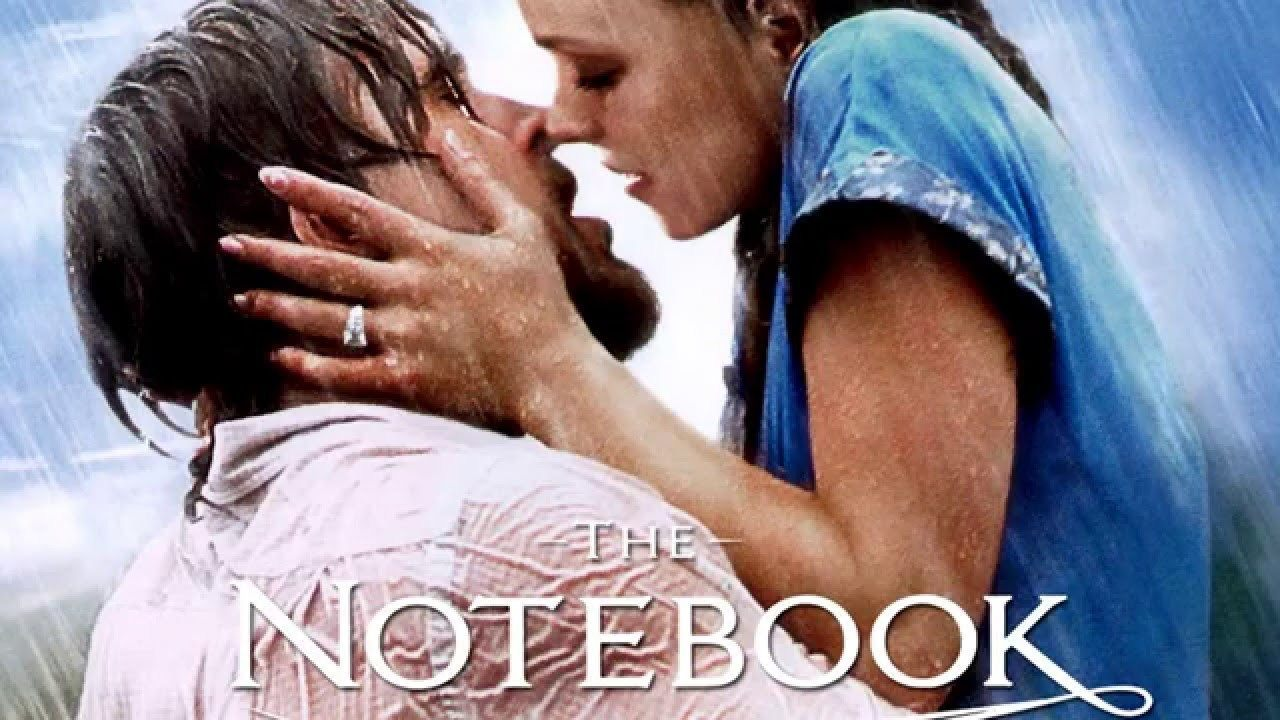 the notebook movie relationship analysis