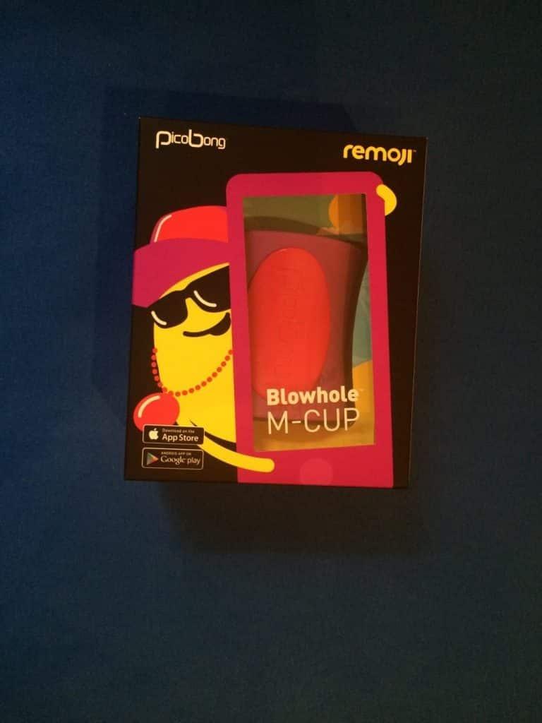 Remoji Blowhole M-Cup