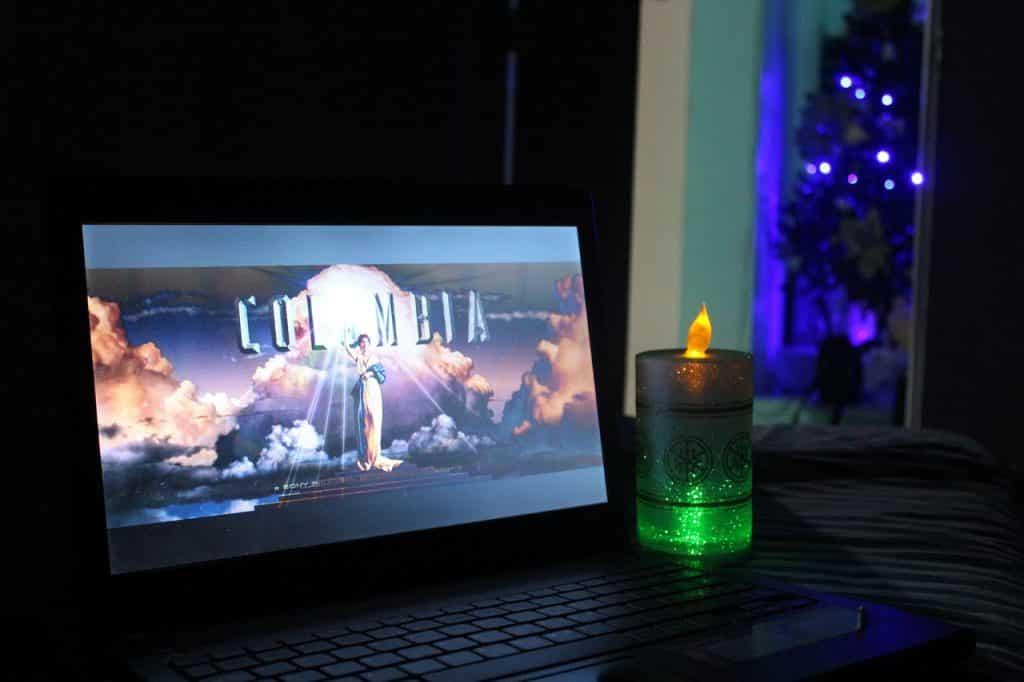 long distance movie night
