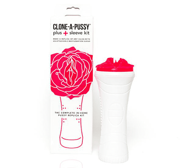 Clone-a-pussy plus sleeve kit